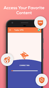 App Turbo VPN- Free VPN Proxy Server & Secure Service APK for Windows Phone