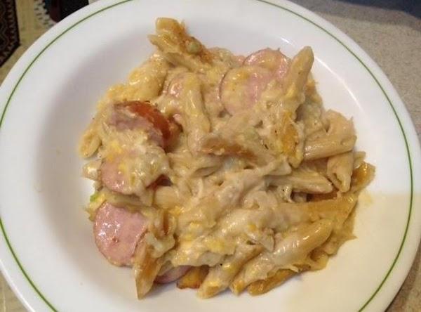 Polish Sauerkraut Casserole Recipe