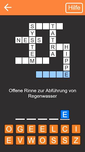 Kreuzwortru00e4tsel Deutsch kostenlos 1.3.1 {cheat|hack|gameplay|apk mod|resources generator} 1