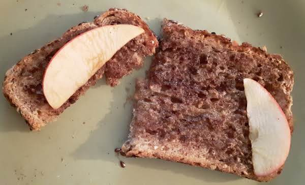 A New Twist On An Old Favorite, Cinnamon Toast! But No Cane Sugar On Top!