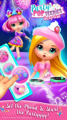 Party Popteenies Surprise - Rainbow Pop Fiesta 1.0.97 screenshots 8