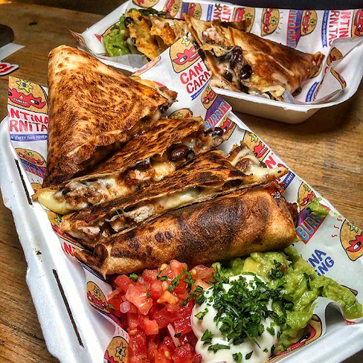 Beef Chipotle Quesadillas