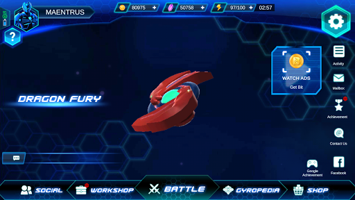 Gyro Buster 1.042 screenshots 12