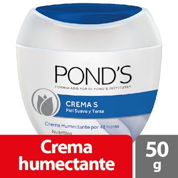 Crema Ponds S Humectante  X50g