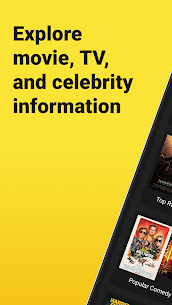 IMDb Movies & TV Shows: Trailers, Reviews, Tickets (MOD, AD-Free) v8.2.5.108250302 1