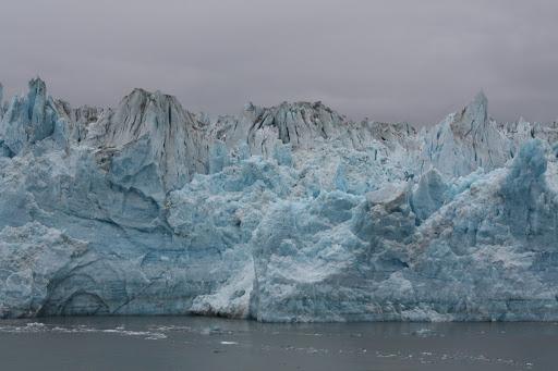 Glacier in Alaska aboard Royal Caribbean aboard Serenade of the Seas