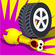 Wheel Smash MOD APK 1.9 (All wheels Unlocked)