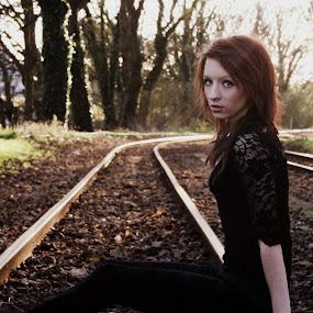 Nikala modelling  by Jazmyne Kelly - People Portraits of Women