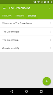 The Greenhouse - náhled