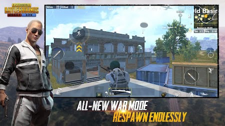 PUBG MOBILE LITE APK screenshot thumbnail 1