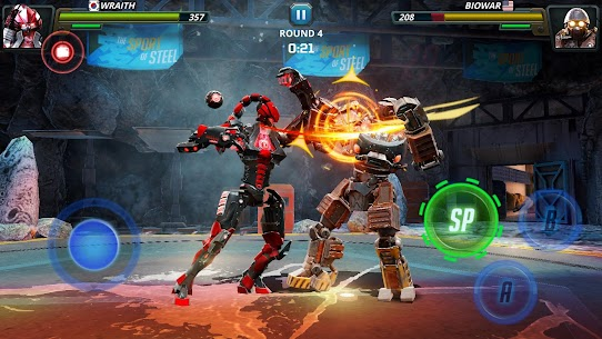 World Robot Boxing 2 Mod Apk (Unlimited Stamina) 7