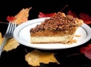 Pumpkin Pecan Cheesecake Recipe