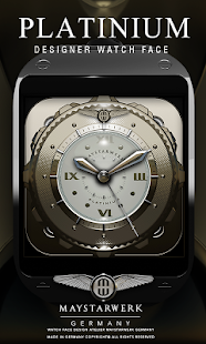 How to mod Platinium Watch Face 2.1.0.6 unlimited apk for pc