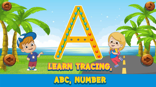 English ABC Alphabet Learning Games, Trace Letters 1.0.01.0.0 screenshots 17