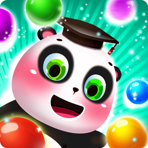Bubble Shoot Panda