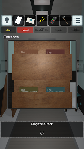 Escape Game - The Psycho Room 1.5.0 screenshots 4