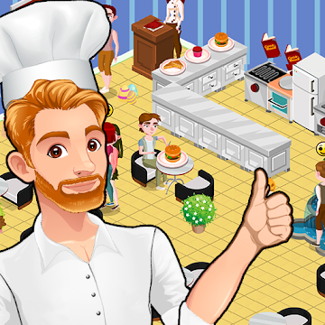Cafe Management my Restaurant Business Story Food MOD APK 1.03 (Free Purchases)