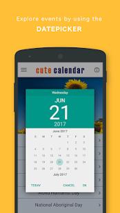 Tải Game Cute Calendar PRO
