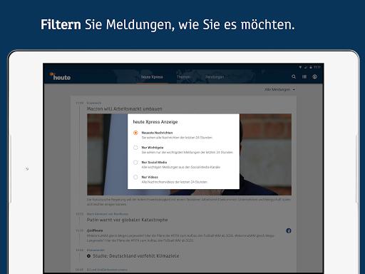 ZDFheute - Nachrichten 2.9 screenshots 7