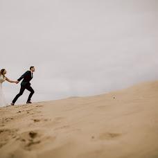 Wedding photographer Kazimierz Chmiel (swiatloczuly). Photo of 26.10.2018