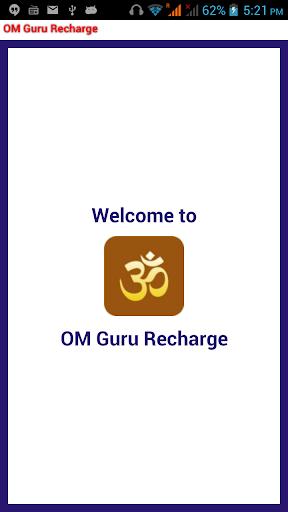 OM Guru Recharge