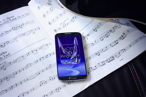 Ringtones for Samsung Note 5™