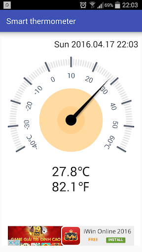 Smart thermometer 3.1.20 screenshots 1
