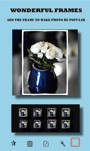 Square Fit Size -  Collage Maker Photo Editor screenshot 9