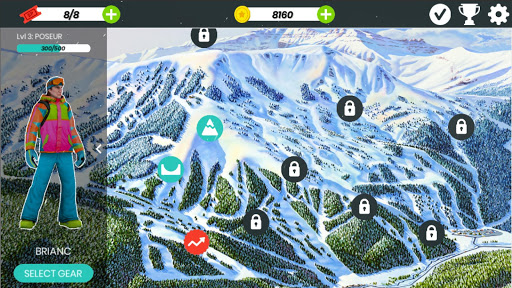 Snowboard Party: Aspen 1.1.0 screenshots 9