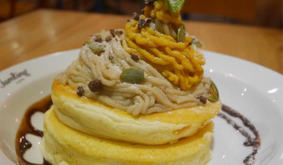 信義安和美食|入口即化超好吃厚鬆餅♥「Jamling cafe」:甜鹹都好吃,日本道地來台鬆餅@捷運信義安和站(信義安和鬆餅、大安區鬆餅) null