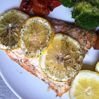 Salmon Rub Paprika Recipes