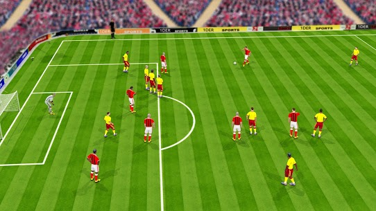 Soccer League Manager 2020: Football Stars Clash Mod Apk Download For Android 1