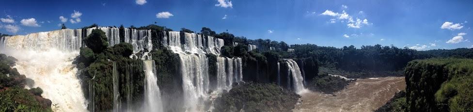 Wodospady Iguazu, Brazylia, Argentyna