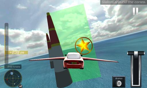 ドローン車フライトパイロットフライング