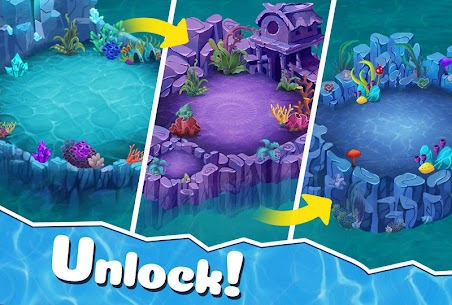 Sea Monster City Mod Apk 12.71 (Unlimited Currency) 6