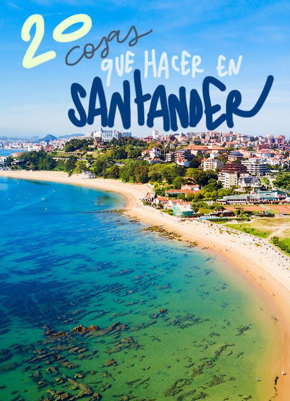 cosas que ver y hacer en Santander