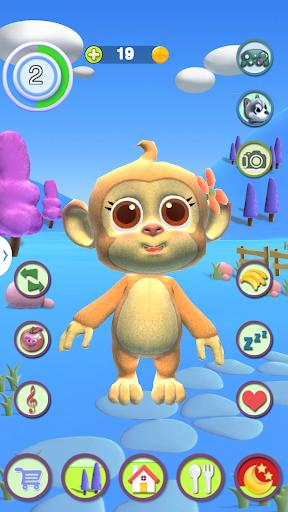 Talking Monkey filehippodl screenshot 4