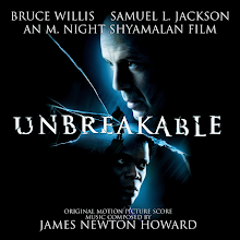 Photo: Album Artist: James Newton Howard  Album Title: Unbreakable (Original Motion Picture Score)