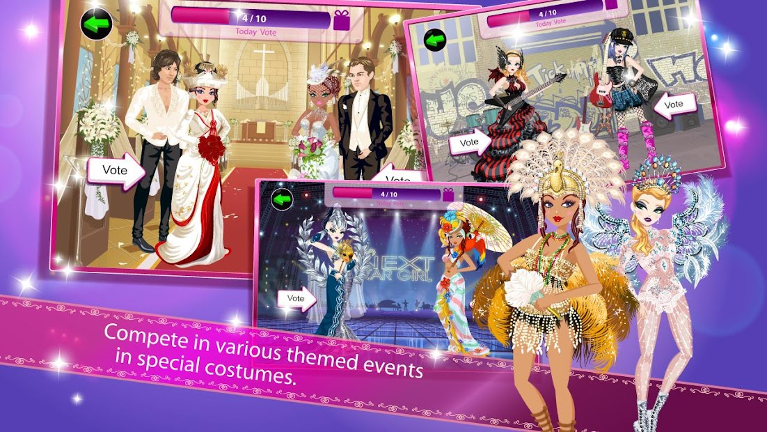 Star Girl: Beauty Queen screenshot 14