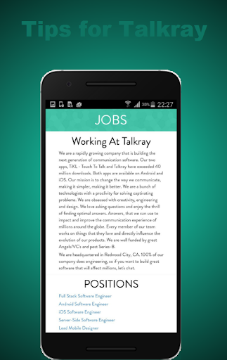 娛樂必備免費app推薦|Talkray tips for free線上免付費app下載|3C達人阿輝的APP