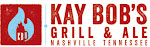 Logo for Kay Bob's Grill & Ale