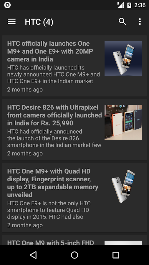 TechDroid (Android News)- screenshot