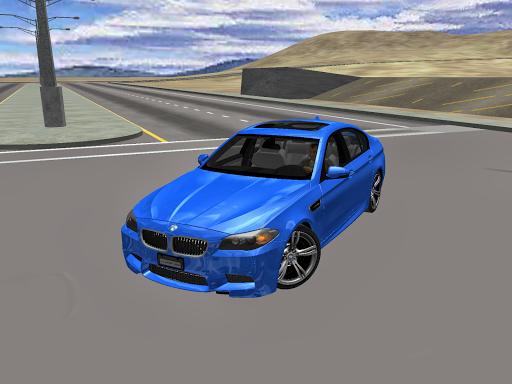 m5 driving simulator screenshot 1