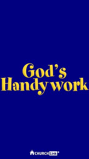 God's Handy Work