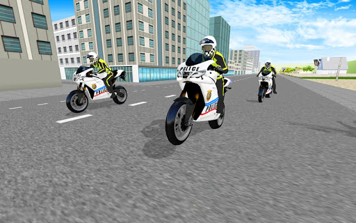 Police Stunt Moto Racing - Heavy Bike Simulator 3D for PC