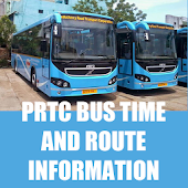 PRTC BUS TIME & ROUTE INFO