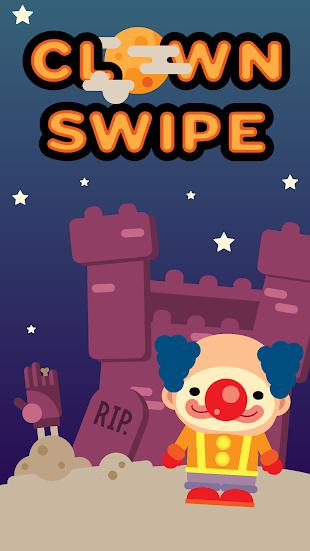 Clown Swipe- screenshot thumbnail