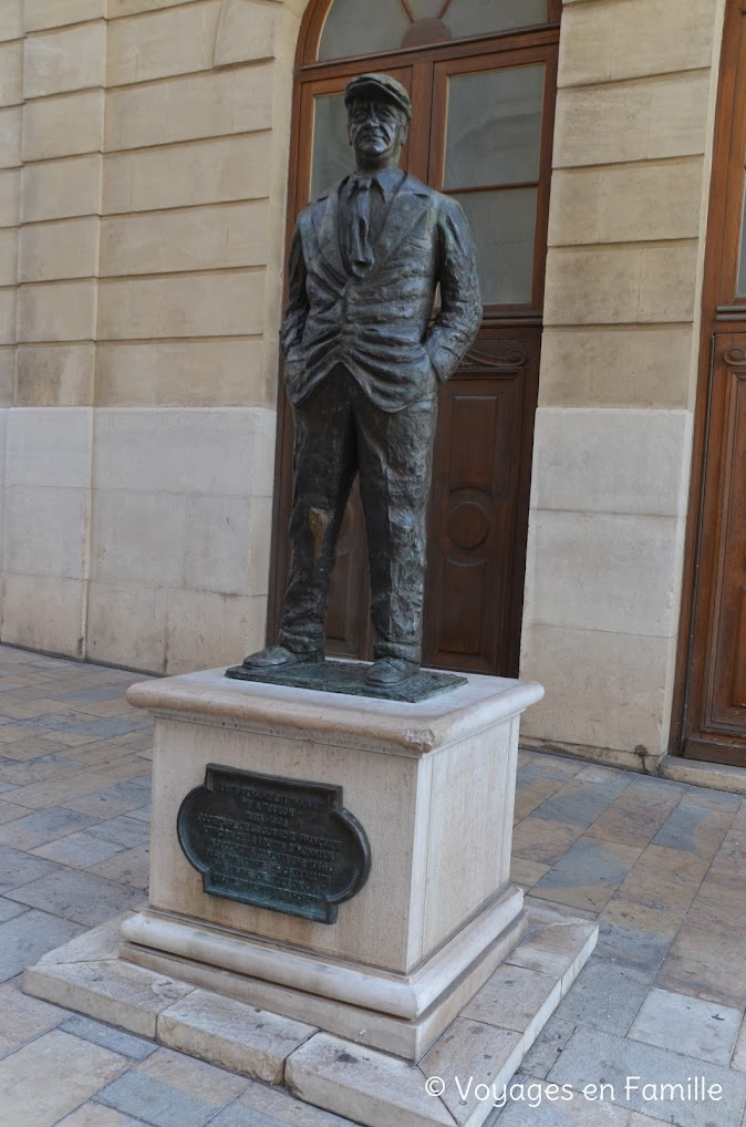 Toulon - Raimu