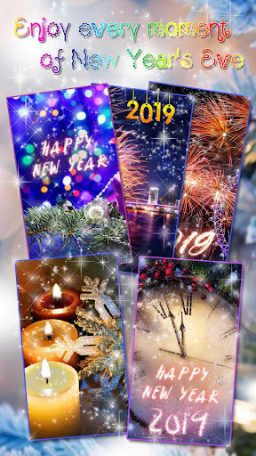 Happy New Year Wallpaper 2019 – Holiday Background cheat hacks