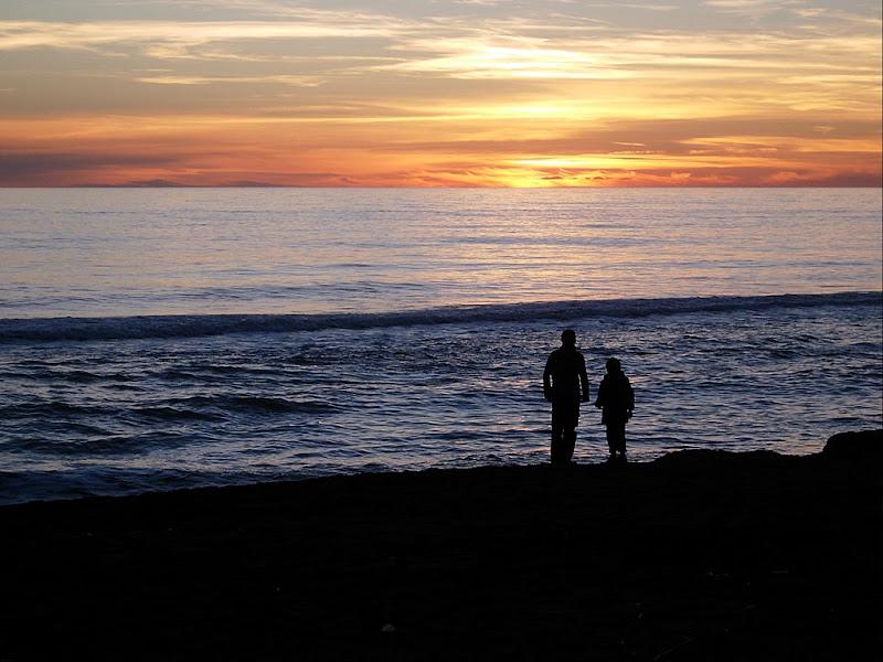 Insieme, al tramonto di Alessandra Ivella